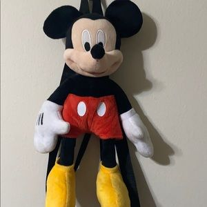 Disney Wearable Mickey with small zippered pocket